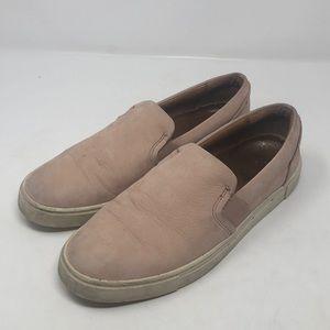 Frye Women's Ivy Slip Leather Shoe Size 8.5